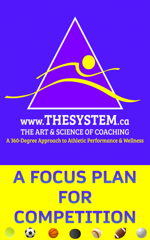 """A Focus Plan for Competition"" by Yusuf Omar of The System"