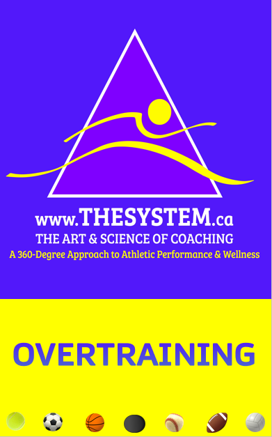 """Overtraining"" by Yusuf Omar of The System"
