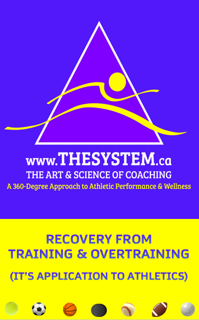 """Recovery from Overtraining"" by Yusuf Omar of The System"