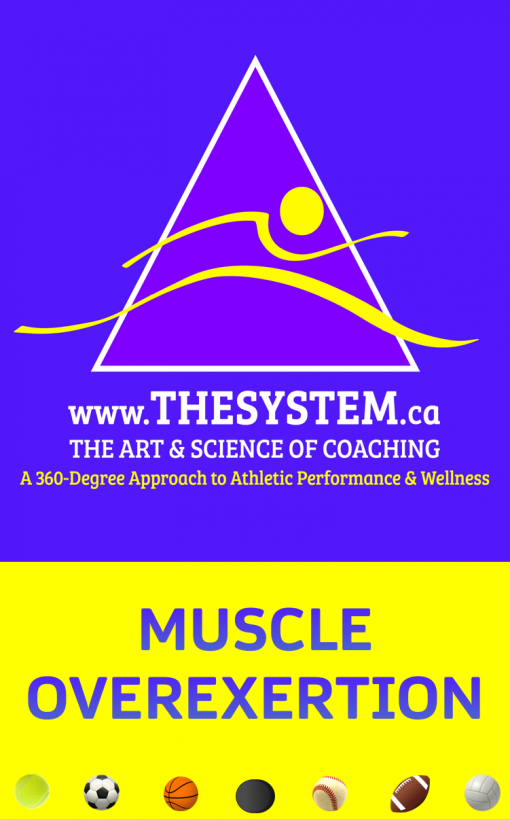 """""""Muscle Overexertion"""" by Yusuf Omar of The System"""