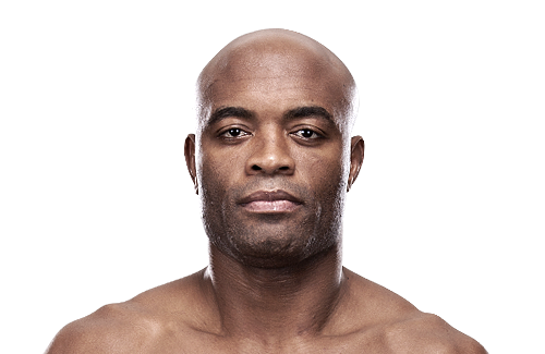 Anderson Silva - Transparent Headshot