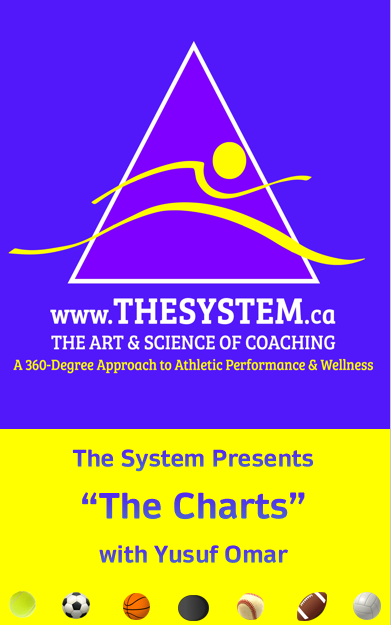 """The Charts"" by Yusuf Omar of The System"