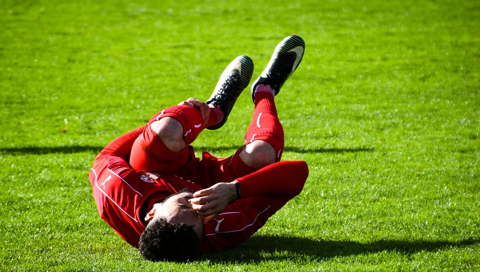 The System Categories - Soccer Injury