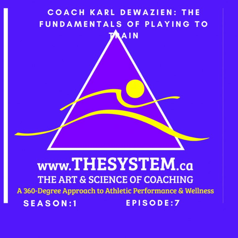 Coach Karl Dewazien: the FUNdamentals of Playing to Train