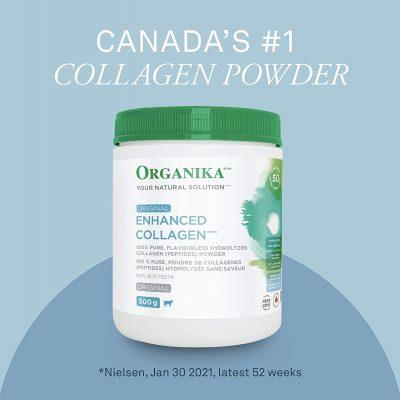 organika enhanced collagen