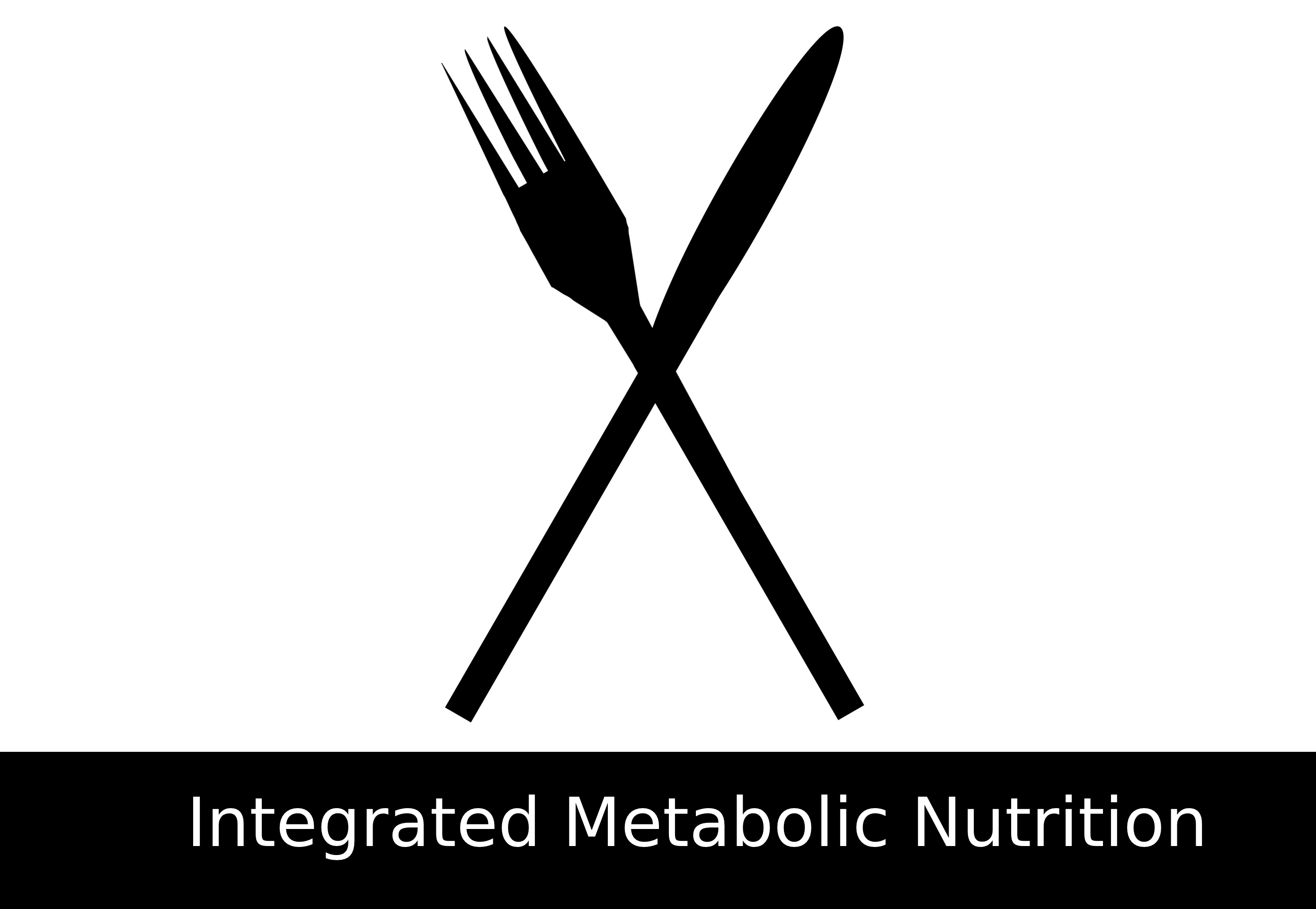knife and fork; integrated metabolic nutrition